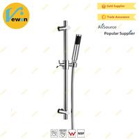 EWin brass shower round slide bar Item:EW-A80042