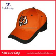 orange/black top promotion snapback hat