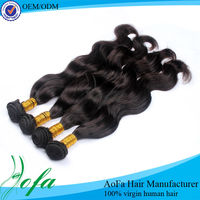 Factory price and wholesale body wave virgin cambodian hair extension