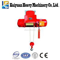 Classy lifting equipment , wire rope electric hoist made in china for Indonesia
