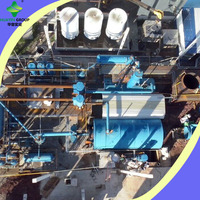 7-10 Days Installation Scrap Tire Pyrolysis Plant To Diesel