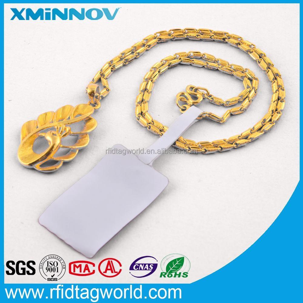 NFC etiqueta frágil seguridad para la joyería