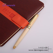 Wholesale good quality fountain and roller fancy wood pen