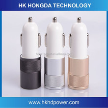 Electric Type and Tablet Use Real 3.1A Car USB Charger
