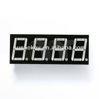 "0.36"" 7-Segment Super 4 LED Display CA/CC Common Anode or Common Cathode"