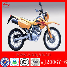 200cc enduro motorcycle for sale(WJ200GY-6)