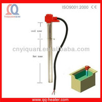 Vertical Shaped SUS316L Immersion Electric Bath Water Heater