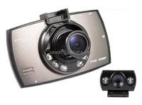 2.7 Inch LCD 1080P Full HD Night Vision Dual Lens Rearview Reversing Car Camera DVR