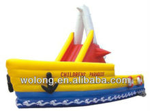 inflatable stair slide toys, inflatable slide for pool