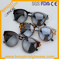 Vintage cat eye UVA UVB UV400 woman's sunglasses (3013)