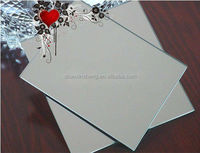 1.8mm all kinds of sheet glass mirror