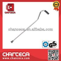 Silver Extendable Walking Stick