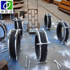 dingle-sphere flanged rubber expansion joints