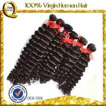 good factory hair extension 50% animal mix 50% synthetic hair
