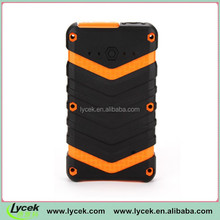 Lycek Military Solar Portable Power solar charger 18000mAh foot bank