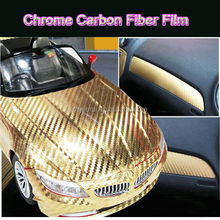 self adhesive pvc stretch vinyl film 4D carbon fiber Vinyl Roll Wrapping for Cars body side window 1.52*30M