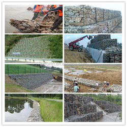 Cost of gabion baskets/decorative gabion wall