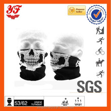 Hot sale Factory Supply Free Sample Multifunctional Magic Tube Skull Bandana Men women Fashion Hair Accessories