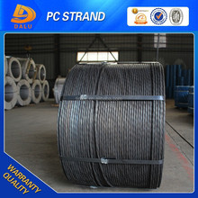 Viaduct Bridge Used Construction Concrete Material PC Strand