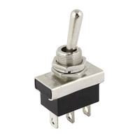 KN3D-103 3 Pin SPDT ON-OFF-ON Power Toggle Switch 25A 125VAC