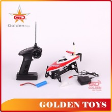 2015 Cheap 27MHZ rc speed FT008 racing boat for sale