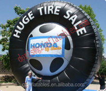 (Qi Ling) advertising inflatable tire