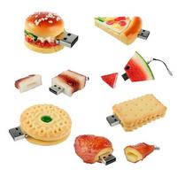 Bulk Food USB Flash Drive