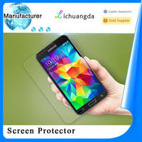 2014 top sales! Samsung Galaxy S4 mini tempered glass screen protector