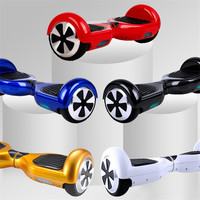 6.5 inch cheap 2 wheels hoverboard balance scooter adult electric skateboard
