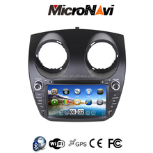 Factory Price of Special Car DVD GPS Player for BYD F0