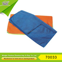 Kitchen dish microfiber terry cleaning cloth from China