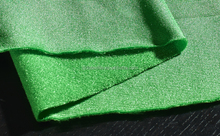 shining tricot fabric or shining dazzle is 100% polyester fabric from China factory for import sports equipment