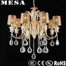 best quality iron decorative gold chandelier
