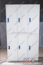 Factory since 1998 with CE ISO!C47 Six-door stainless steel pharmacy furniture