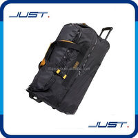 2015 New Customized Size Travel Trolley Bag Duffel Bag With Trolley