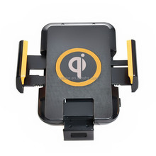 Mobile Phone Use and Electric Type Qi Compatible Car Wireless Charger for Samsung