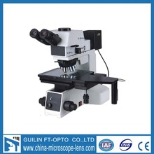 TRAVEL STAGE STEREO Metallurgical Microscope