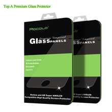 Clear Mocolo Explosion-Proof Tempered Glass Screen Film For OPPO Ulike 2 U705T Smartphone Protector