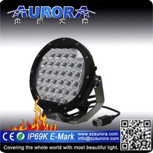 """Wider lighting area 7"""" round off road motorcycle parts"""