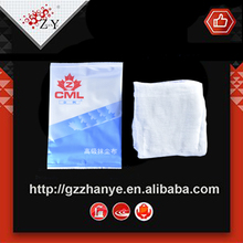 China supplier 100% cotton cleaning tack cloth for car painting