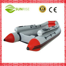 Reinforced PVC Inflatable Double Boats 320