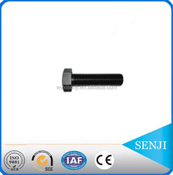 professional design china made Carbon steel hexagon fit bolts