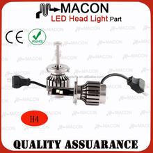 New arrival H1 H7 H11 9005 9006 H4 auto led headlight bulb