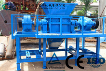 High output wood shredder machine with high quality and CE approved