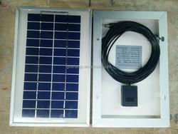 5v 6v small solar panel,mini solar panel for led street light