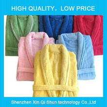 Top Quality customized hotel bathrobem,Wholesale Luxury hotel bathrobe