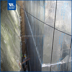 Aluminum Foil Covered Asphalt Modified Water Proofing for Construction