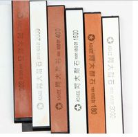 Hot selling Pack of 6 Kitchen Sharpening Stones Professional Sharpening design fast dispatch