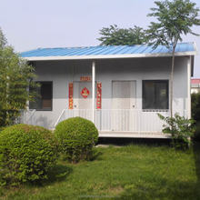 Corrosion Proof Stable Beautiful Prefab Pod Home