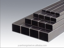 carbon rectangular steel pipe for mechanical